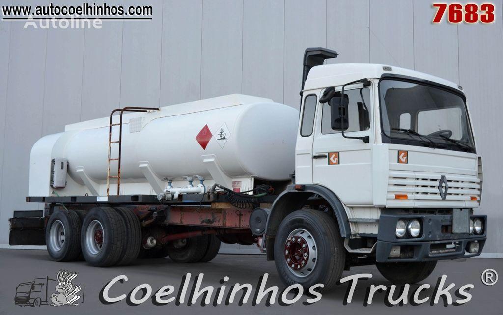 RENAULT G 300 camión de combustible