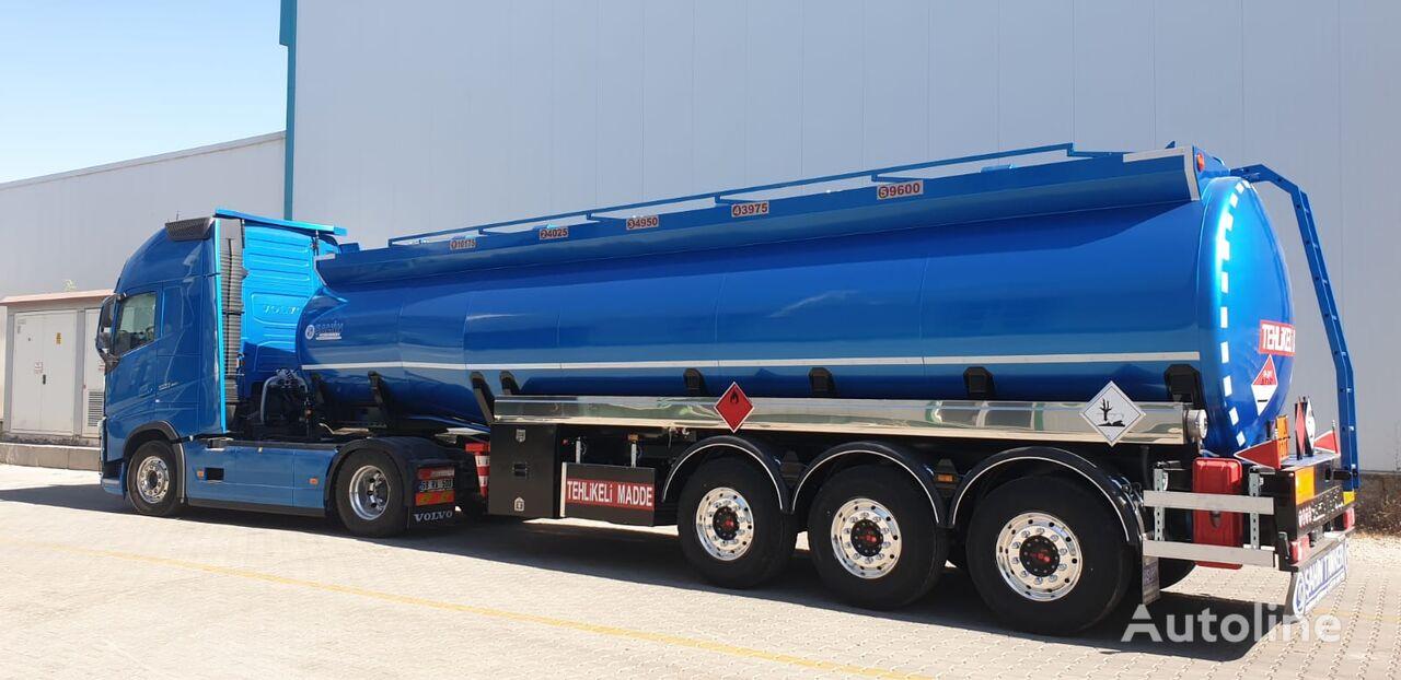 SAHIN Benzovoz camión de combustible nuevo