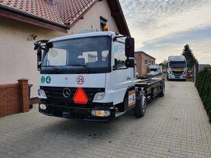 MERCEDES-BENZ Kamag WBH25 camión de contenedores