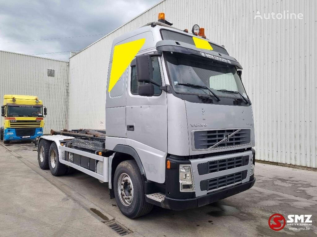 VOLVO FH 12 6x4 lames/grand pont camión de contenedores
