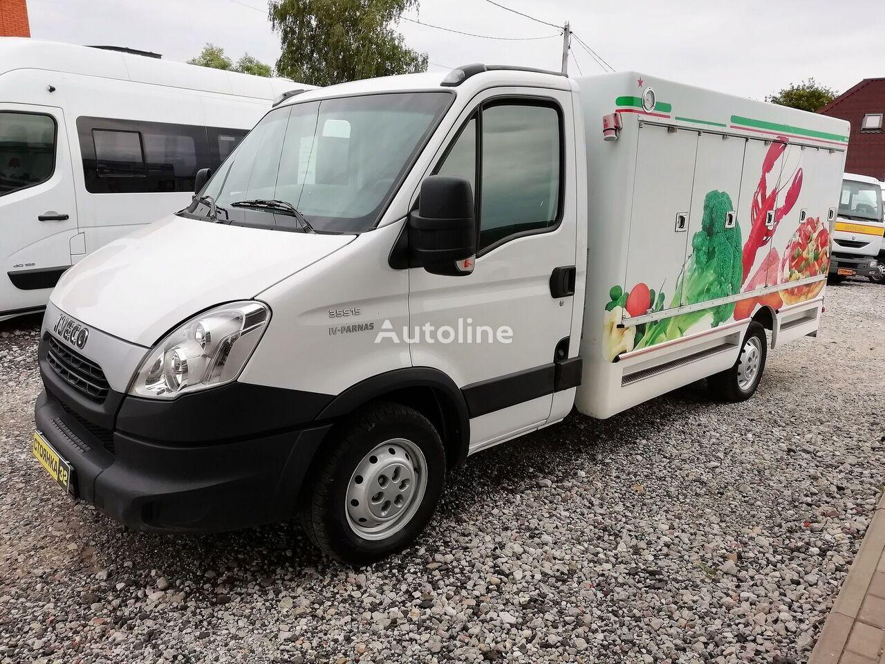 camión de helados IVECO Daily