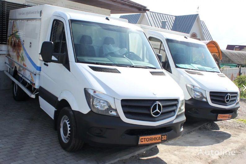 MERCEDES-BENZ Sprinter camión de helados