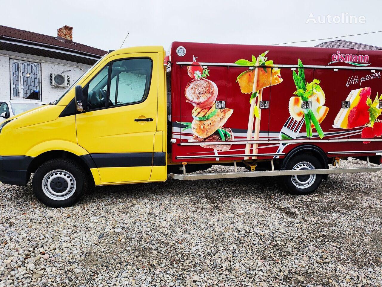 VOLKSWAGEN Crafter camión de helados