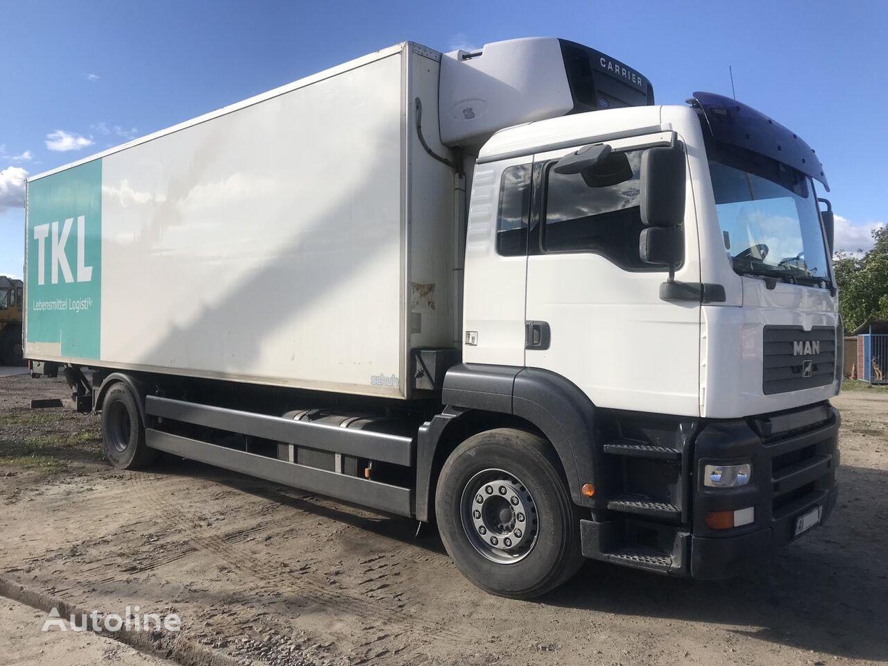 MAN TGA 18.310 Refrizherator Carrier -30 45m Povne pnevmo! camión frigorífico