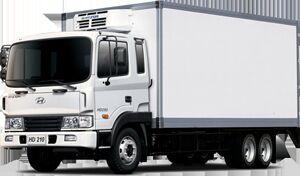 HYUNDAI HD 210 camión frigorífico nuevo