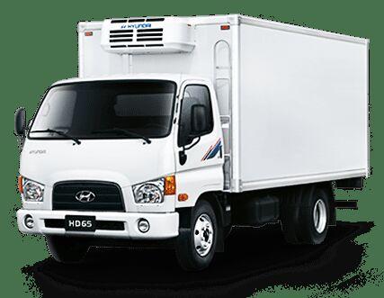 HYUNDAI HD65 4WD camión frigorífico nuevo