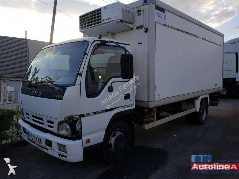 ISUZU NQR 5.2 L camión frigorífico