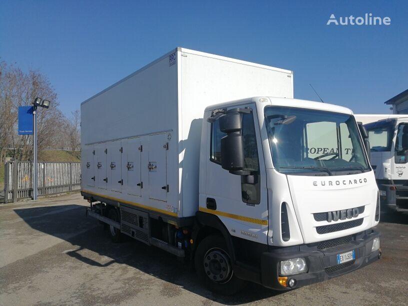 IVECO 120EL21P EURO 6 CELLA FRIGO COLDAR RRC -33° camión frigorífico