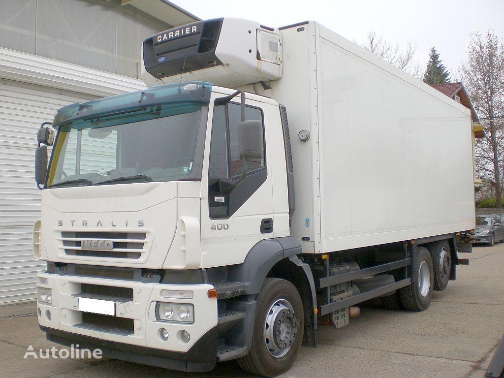 IVECO STRALIS 260S40 ,CARRIER camión frigorífico