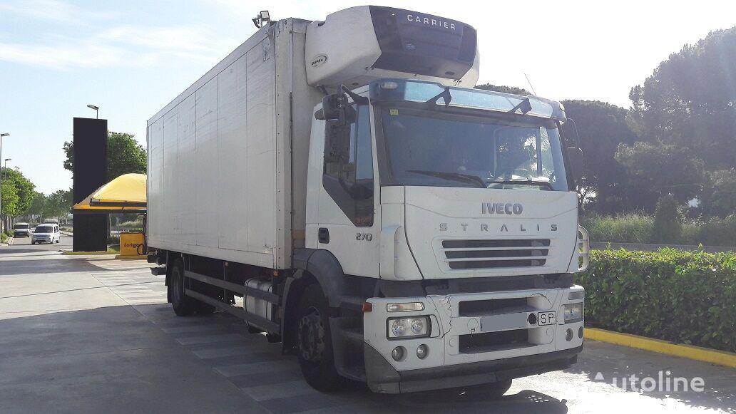 IVECO STRALIS AD190S27 camión frigorífico