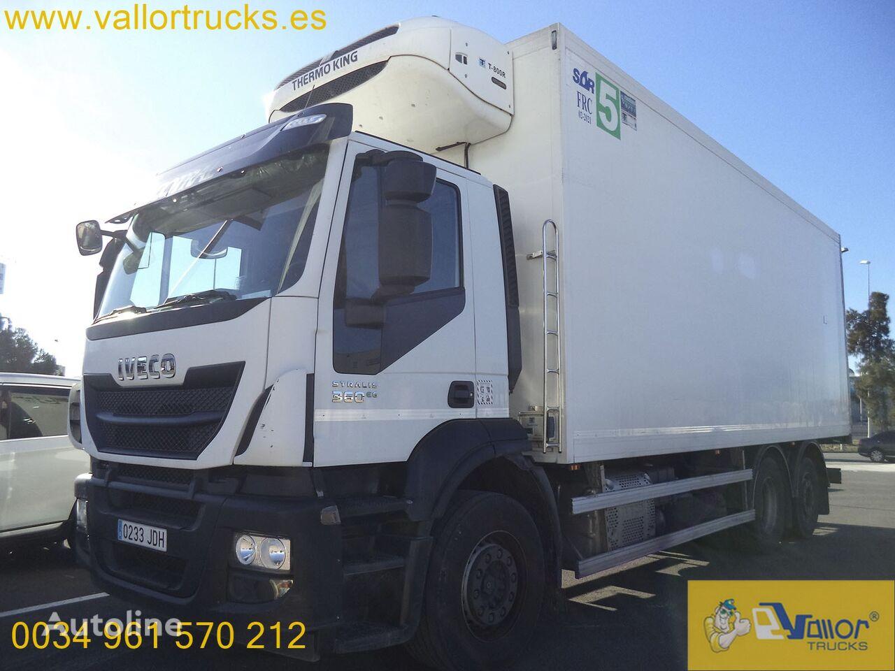 IVECO Stralis AD260S36Y/PS camión frigorífico