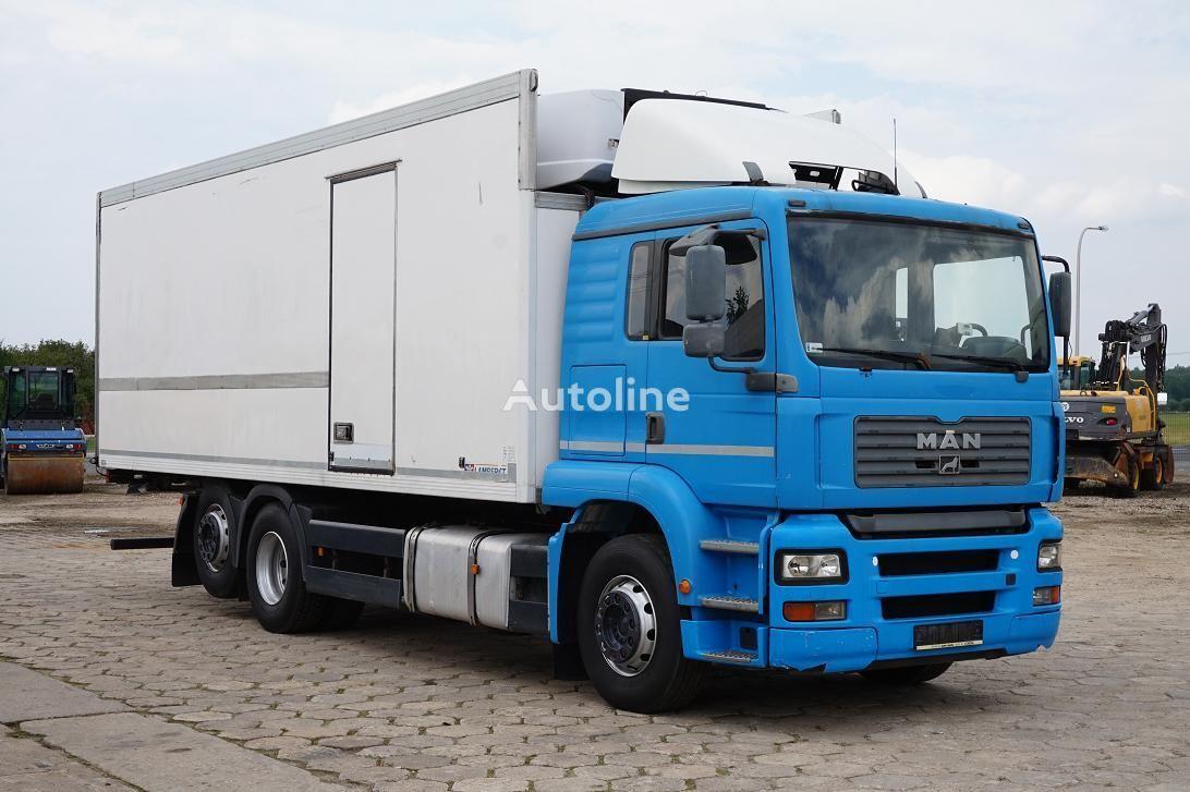 MAN TGA 26.313 camión frigorífico