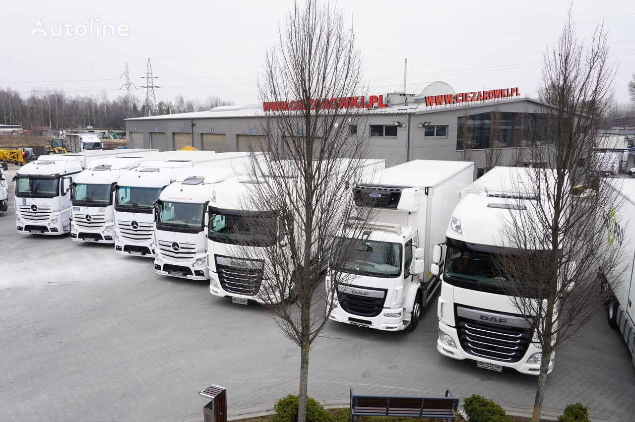 MERCEDES-BENZ Actros 2542 , 2543 , 2545 , 18-22 EPAL , 20 Refrigerator trucks  camión frigorífico