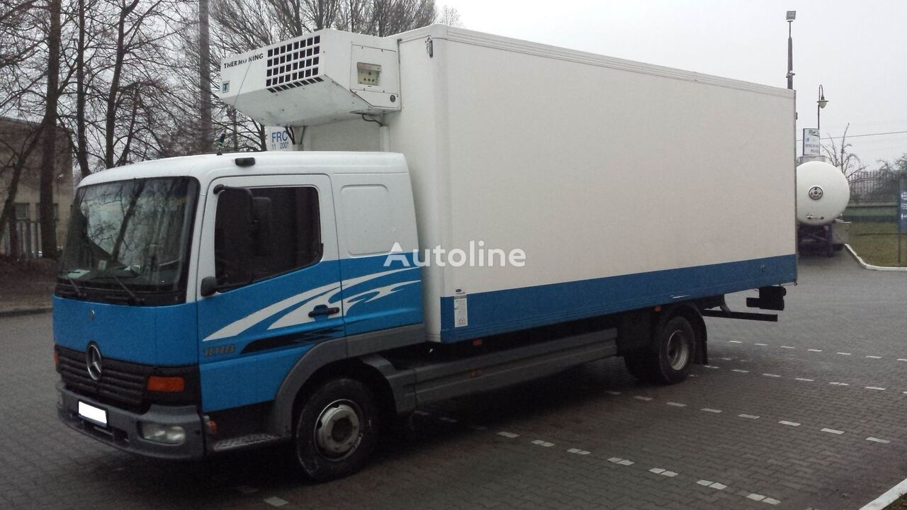 MERCEDES-BENZ Atego 1018 16EP 418611km ! Stan idealny ! camión frigorífico