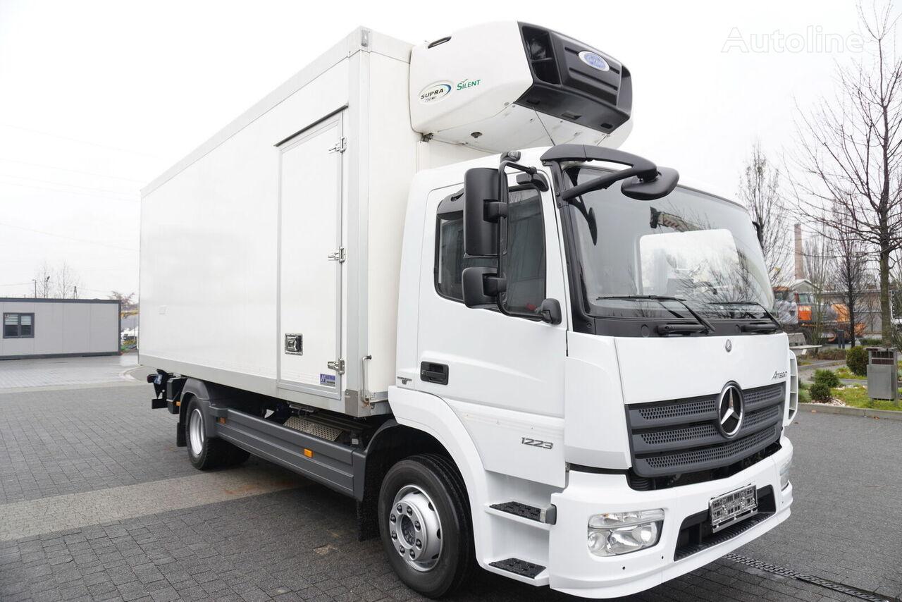 MERCEDES-BENZ Atego 1223 , E6 , 15 EPAL , Bitemperature , lift 1000kg , side d camión frigorífico