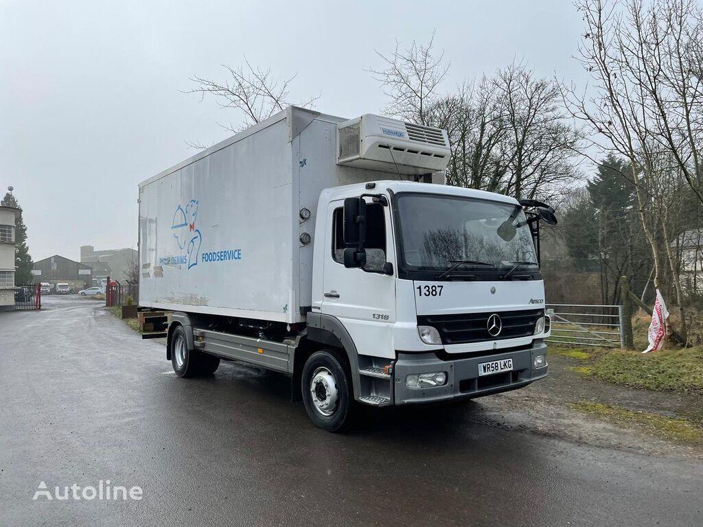 MERCEDES-BENZ Atego 1318 camión frigorífico