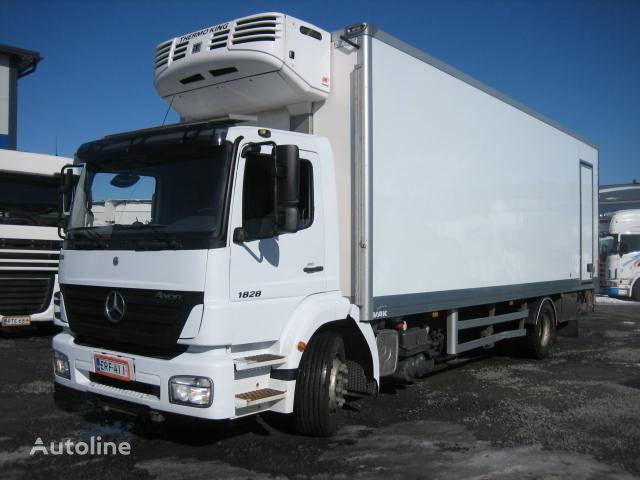 MERCEDES-BENZ Axor 1828 L 57 camión frigorífico