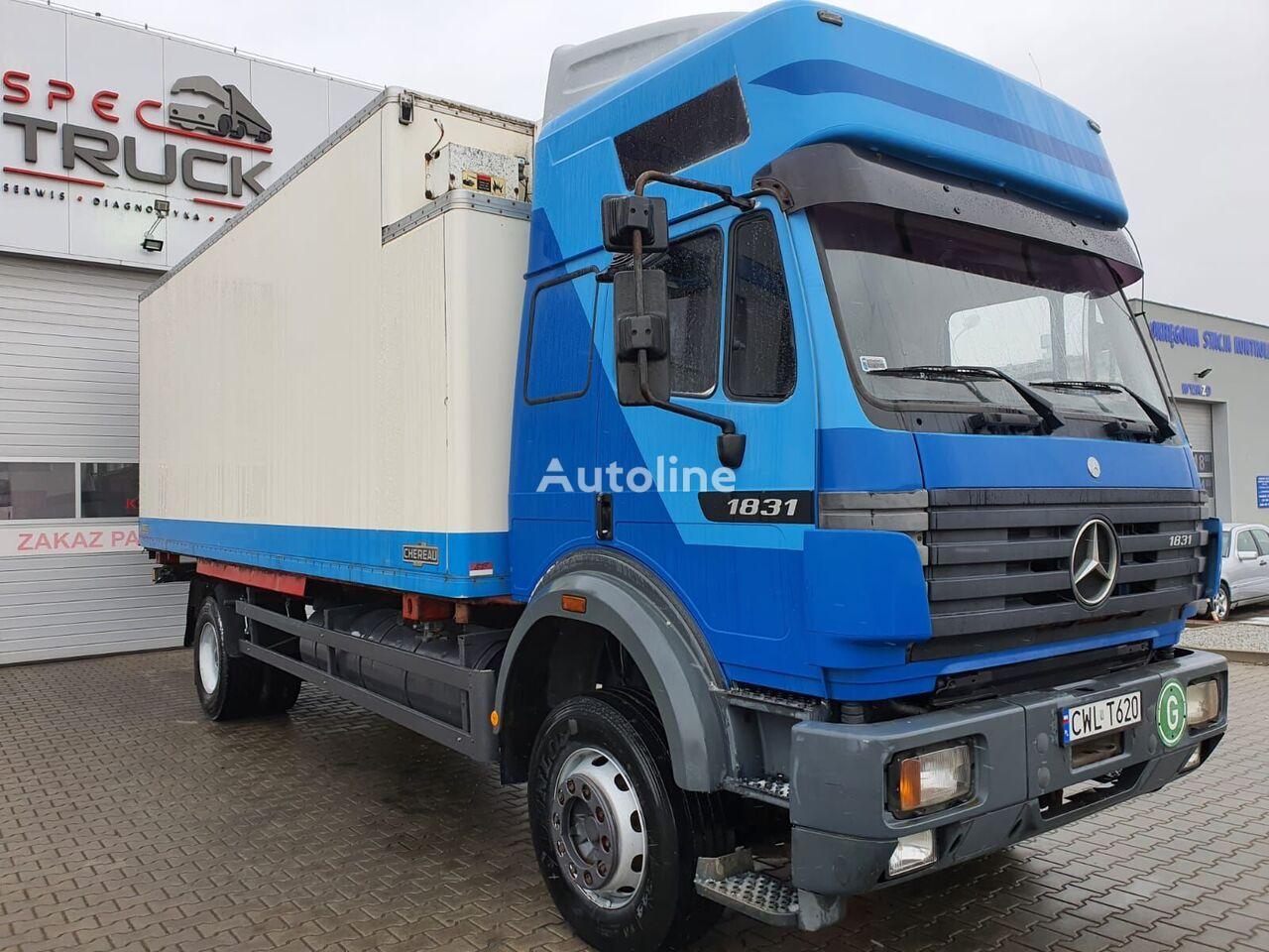 MERCEDES-BENZ SK 1831 camión frigorífico