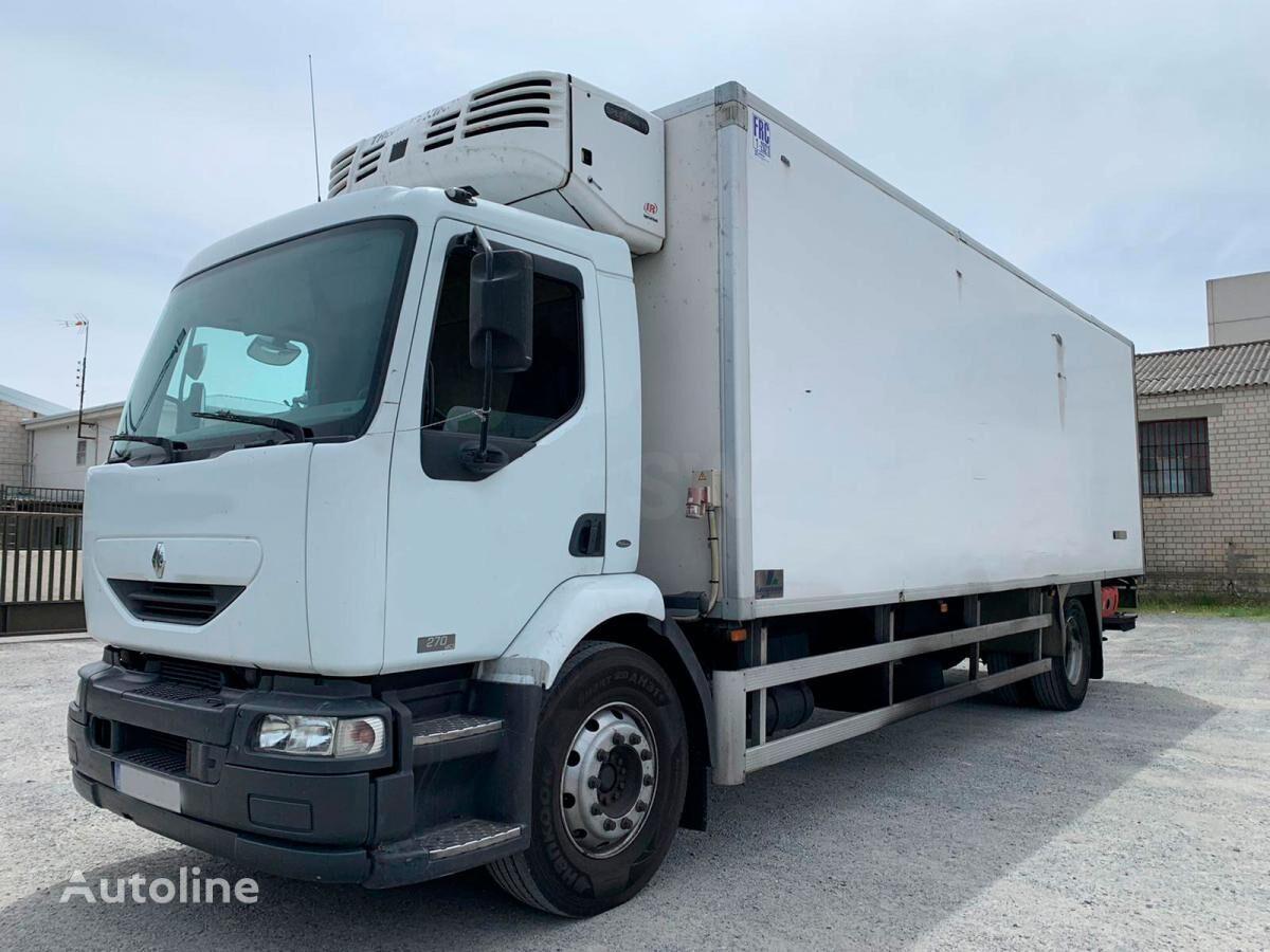 RENAULT Premium 270.19 DCI camión frigorífico