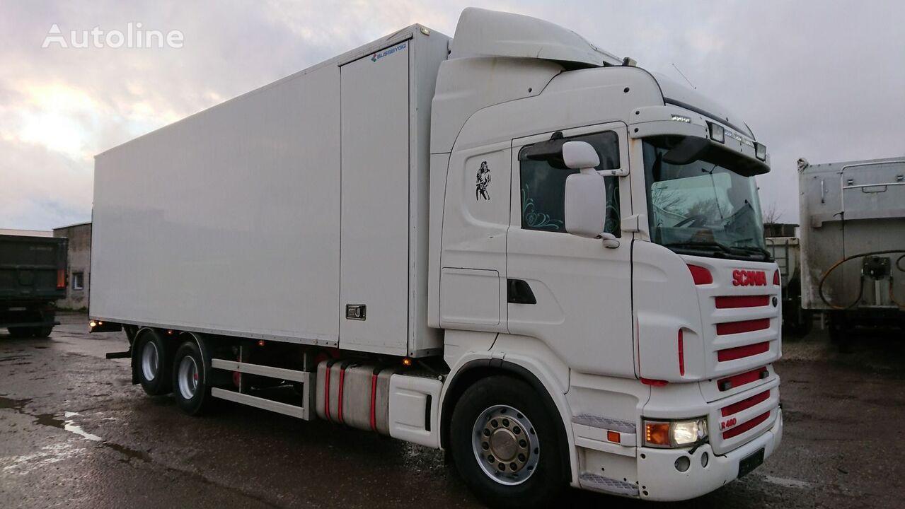 SCANIA R480 camión frigorífico