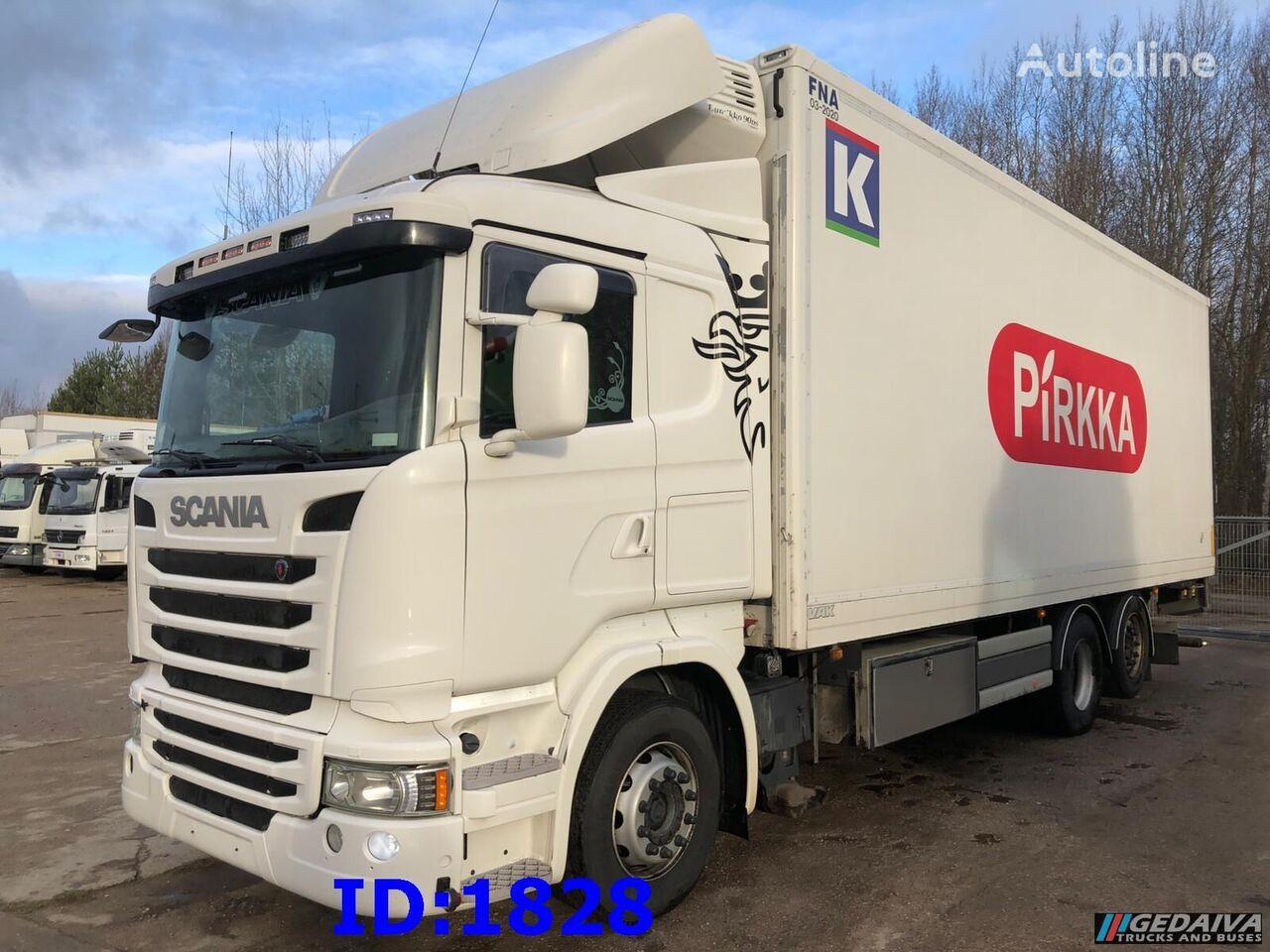 SCANIA R480 6x2 8.5m box camión frigorífico