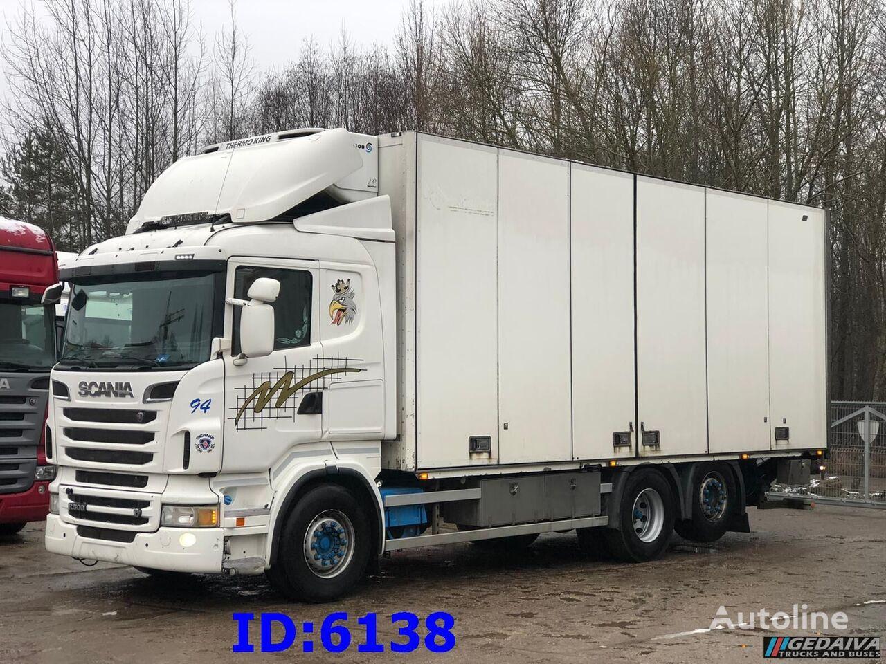SCANIA R500 6X2  camión frigorífico