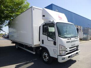 ISUZU NPR 75 camión furgón