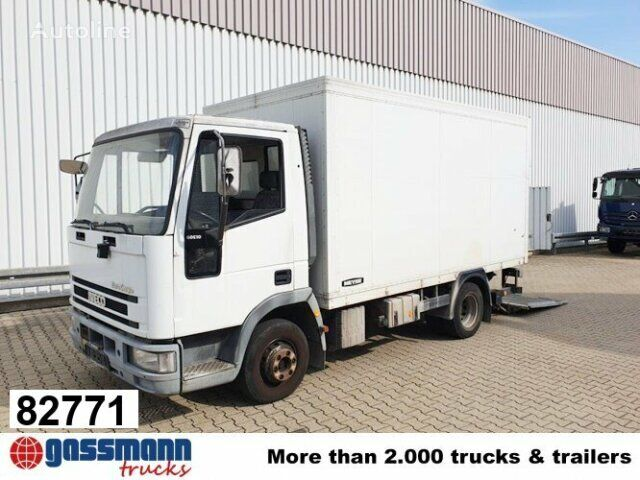 IVECO Euro Cargo ML60E10 camión furgón