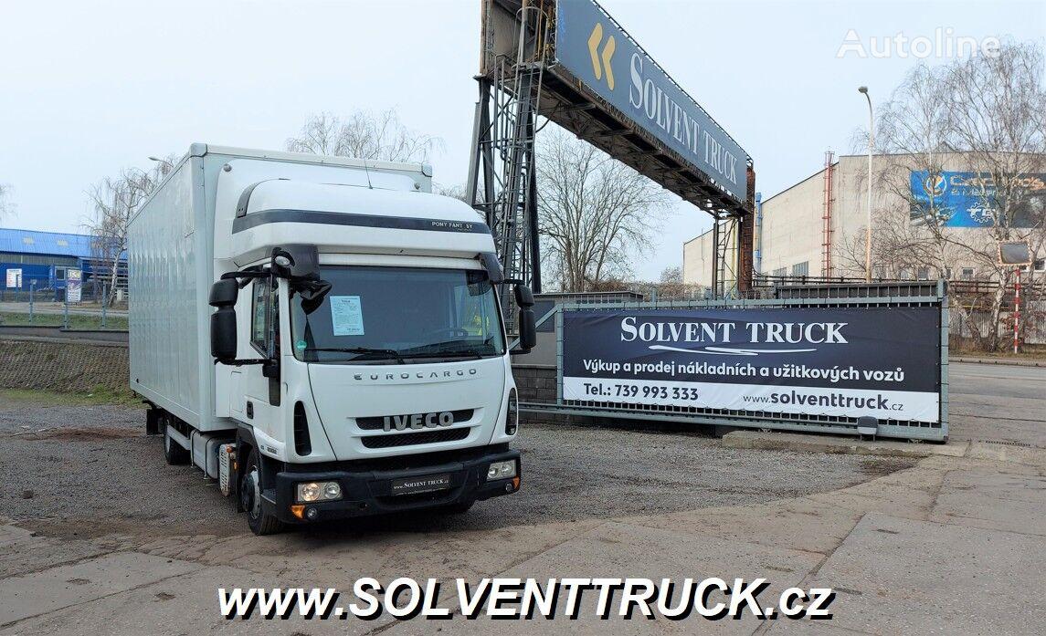 IVECO Eurocargo ML80E22  camión furgón