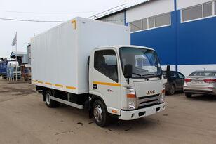 JAC Промтоварный автофургон (европромка) на шасси JAC N56 camión furgón nuevo