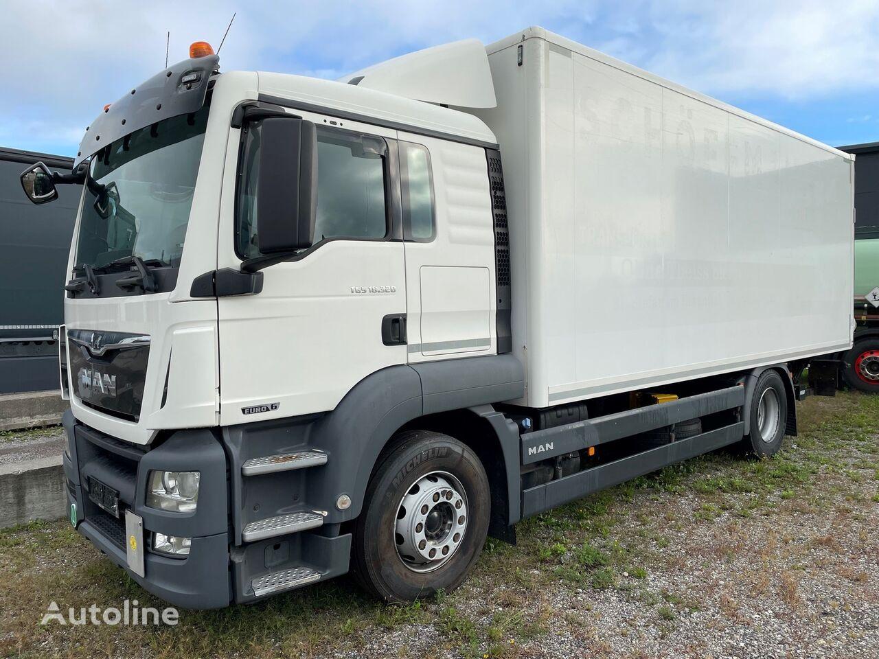 MAN TGS 18.320 camión furgón