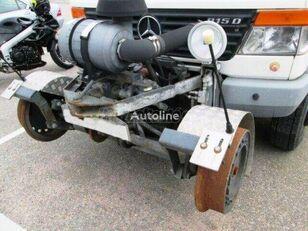 MERCEDES-BENZ VARIO 4x4 DOKA Műhelykocsi csörlővel camión furgón