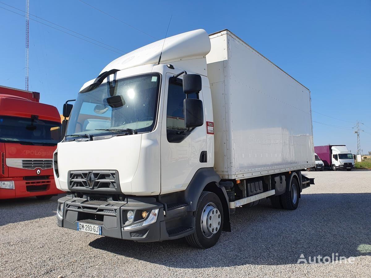 RENAULT D12.210 D210 Dxi camión furgón