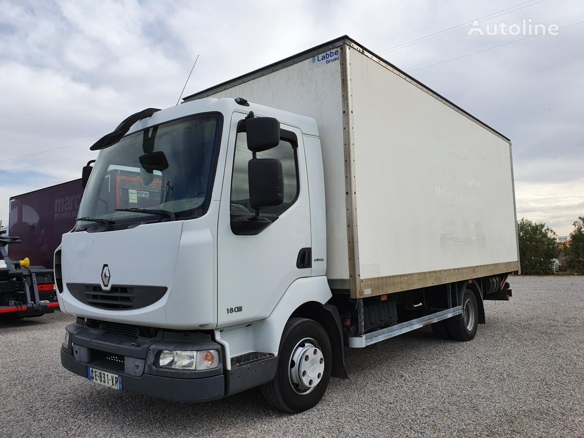 RENAULT Midlum 180.10 Dxi camión furgón