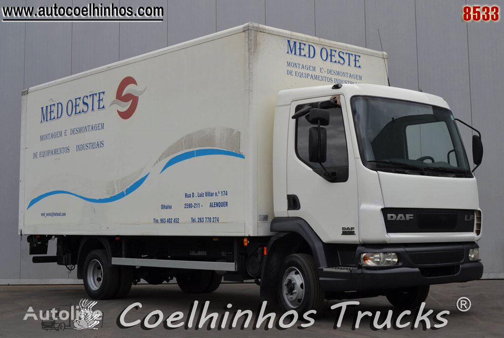 camión furgón DAF 45LF 150