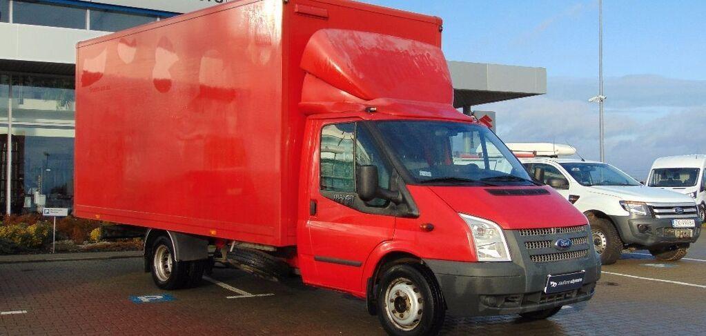 camión furgón FORD Transit 350