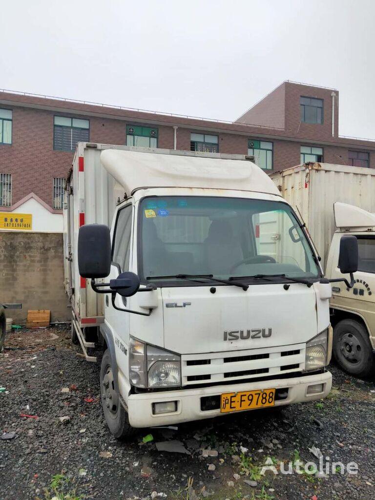 ISUZU camión furgón
