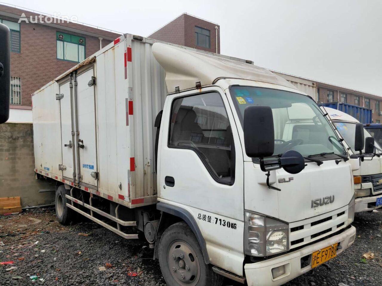 ISUZU ELF 7.5 camión furgón