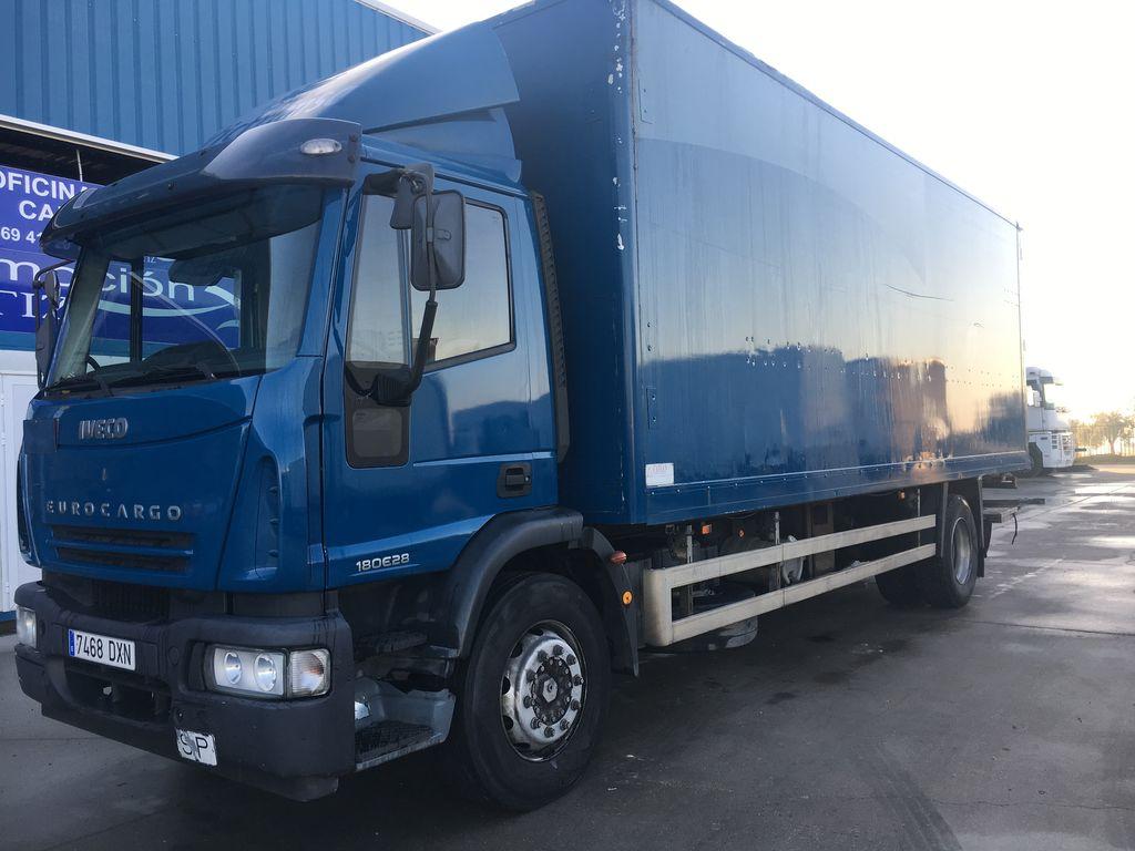 camión furgón IVECO 280
