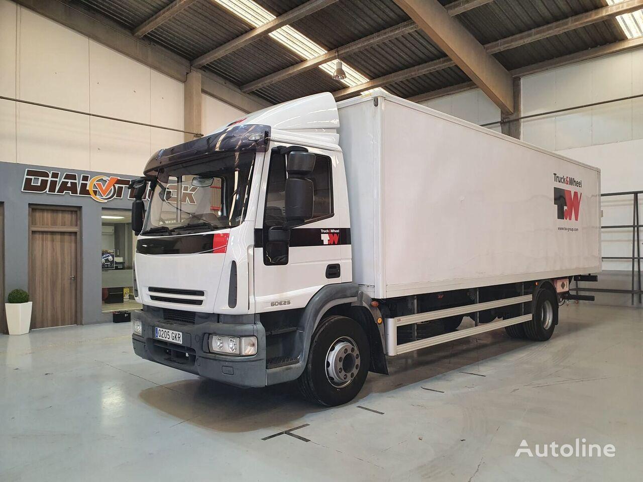 IVECO ML160 E25 camión furgón