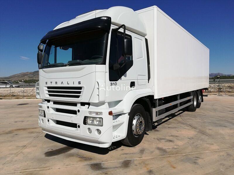 IVECO STRALIS 260E31 camión furgón