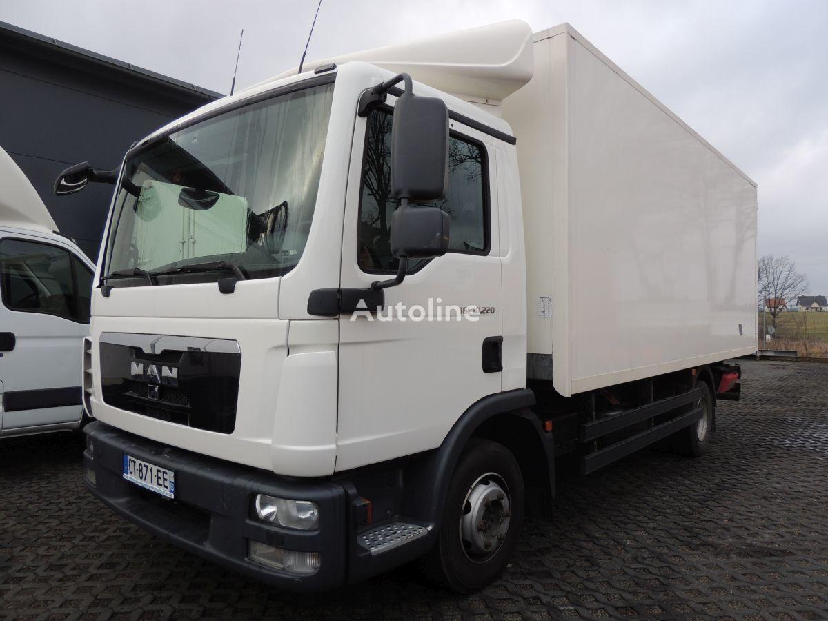 MAN TGL 10.220 camión furgón