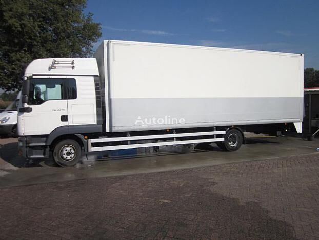 MAN TGL 12 240 camión furgón