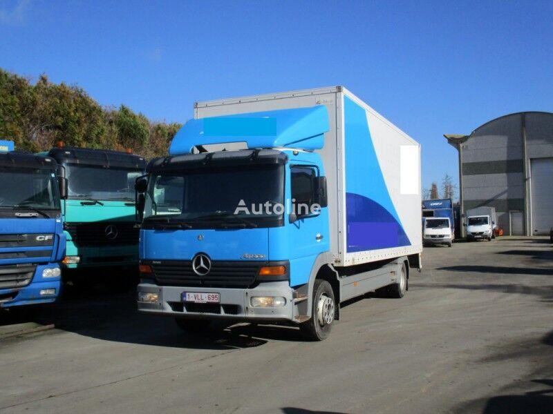 MERCEDES-BENZ ATEGO camión furgón