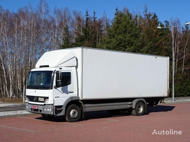camión furgón MERCEDES-BENZ ATEGO 1218