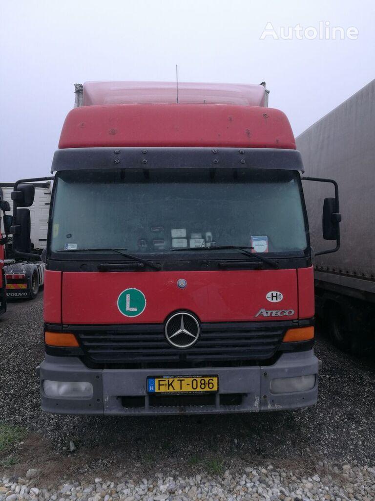 MERCEDES-BENZ ATEGO 1223 L camión furgón