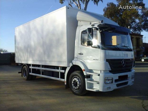 MERCEDES-BENZ AXOR 18 33 camión furgón