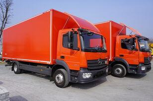 MERCEDES-BENZ Atego 1224, E6, 4x2, 7.10 m container, retarder, 3-person cabin, camión furgón