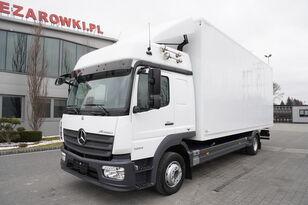 MERCEDES-BENZ Atego 1224, E6, Box 7.10m   camión furgón