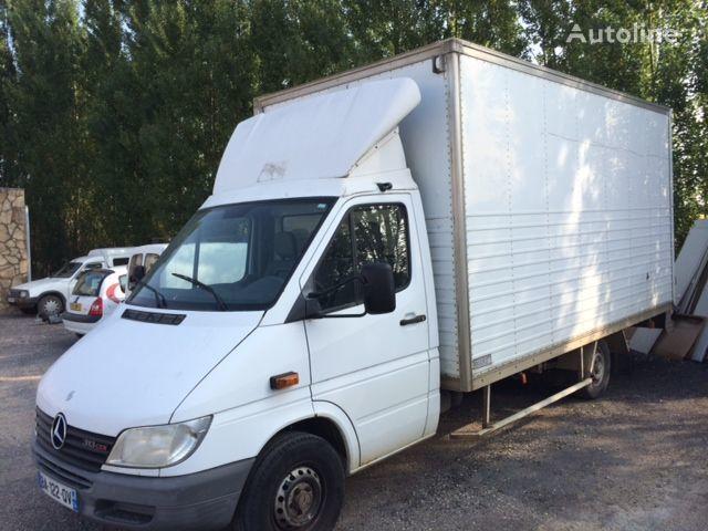 MERCEDES-BENZ sprinter camión furgón